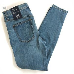 Gap Factory High Rise Legging Jean #402902